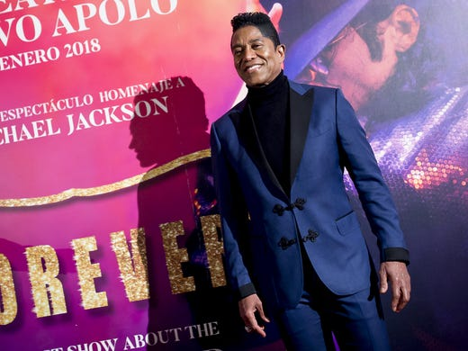 Jermaine Jackson has several children, but son Jermajesty