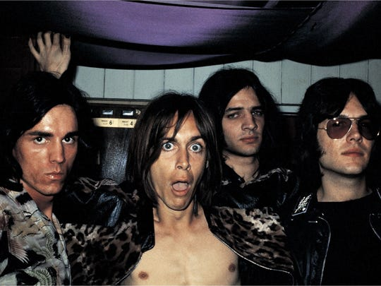 Iggy & the Stooges in 1972