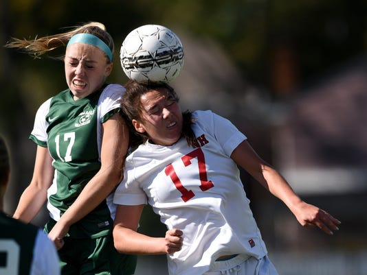 Bergen County girls soccer tournament semifinals
