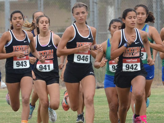 Ventura College women's cross country