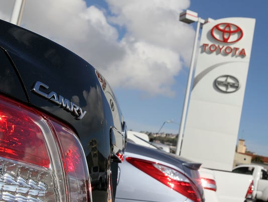 Toyota To Pay 1 2b To Settle Criminal Probe