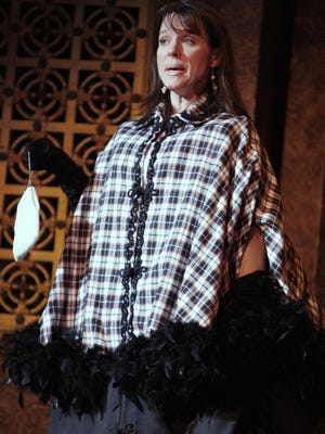 """Kim Crosby sings in a 2008 production of """"A Little Night Music"""" at the Gillioz Theatre."""
