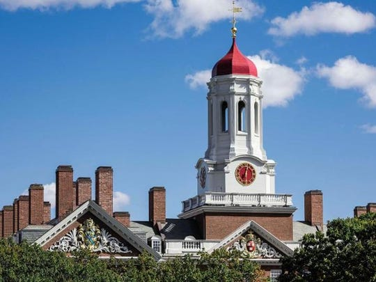 Harvard University (Photo: USA TODAY)