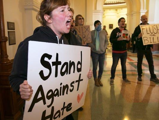 AP LGBT RIGHTS-TEXAS A USA TX