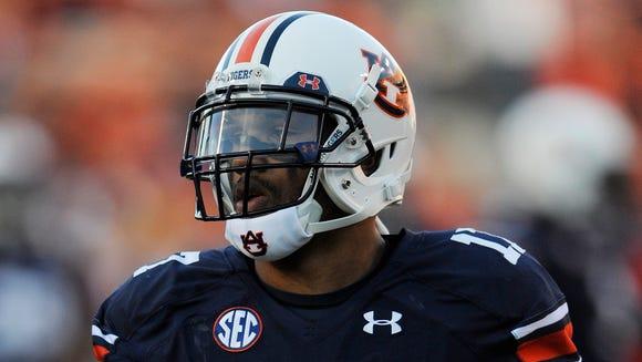Auburn linebacker Kris Frost will play in the East-West