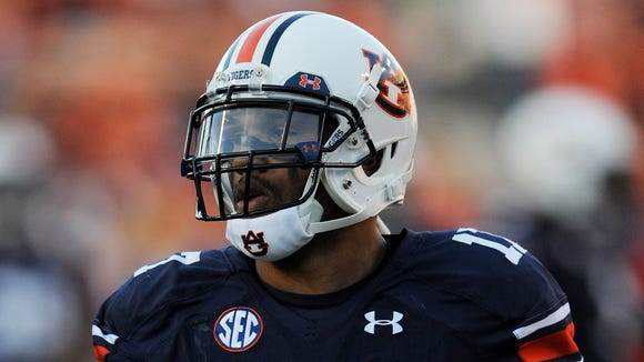 Auburn linebacker Kris Frost will play in the East-West Shine Game in St. Petersburg, Fla on Jan. 23.