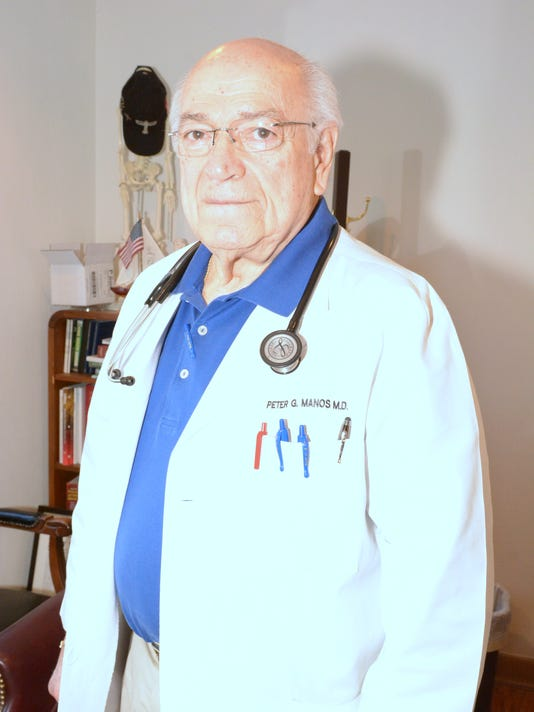 Dr. Peter Manos