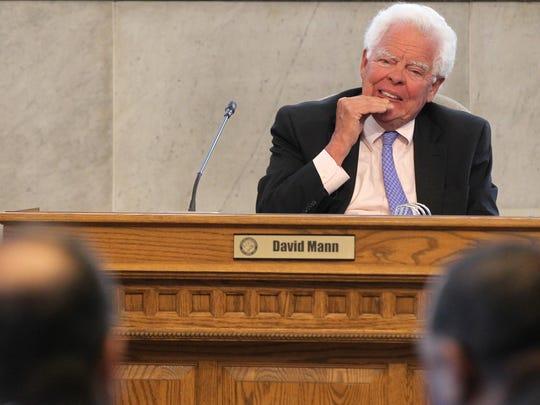 Cincinnati City Councilman and Vice Mayor David Mann