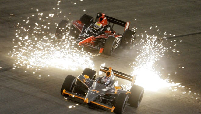 The action at Texas has been fast, furious and exciting since the track opened in 1997.