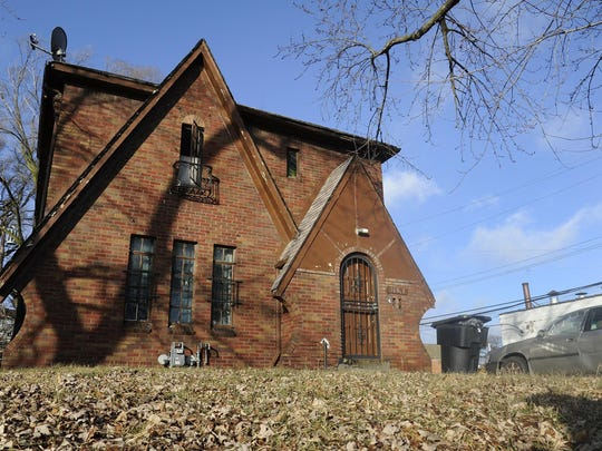 After $5,000 in payments and renovations, Douglas Todd isn't any closer to owning this Detroit house.