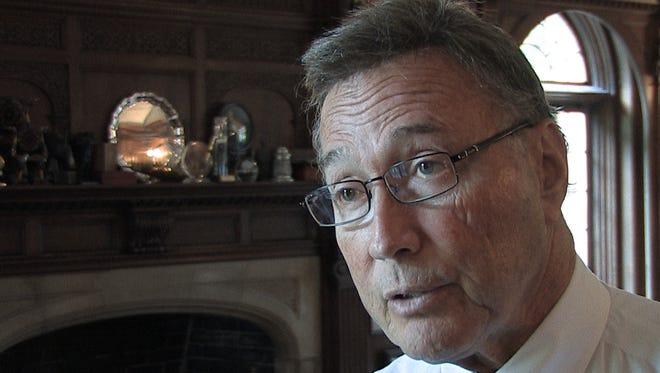 Dr. Joseph Hankin, former president of Westchester Community College. (file photo)