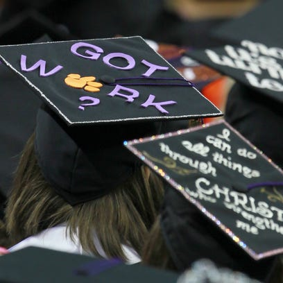 Graduation season.