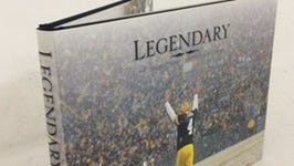Legendary Book.  Career of Brett Favre