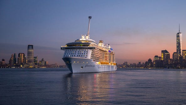 When choosing a cruise vacation, look for trends, volume