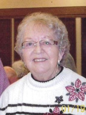 Florence Woodward Grillo, 85