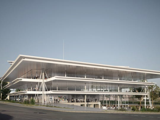 Kum & Go plans to build a five-story, $151 million