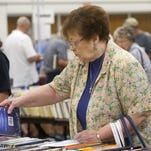 ABILENE, Texas: Greg Jaklewicz: Book sale searches, or the hunt for what'll be read in October