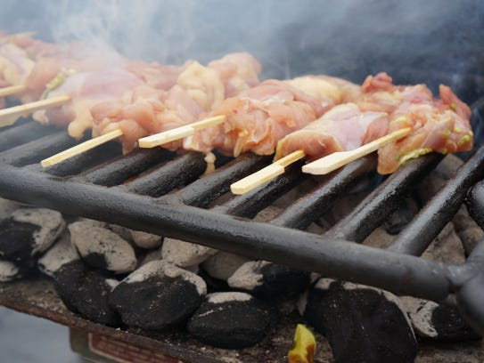 Firing up the grill this Memorial Day? Gina Birch has