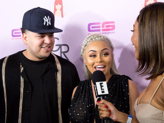 Rob Kardashian and Blac Chyna started dating in 2016.
