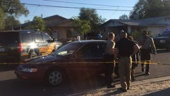 The Maricopa County Sheriff's Office arrested four