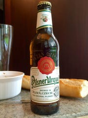 Pilsner Urquell is still brewed at the original Czech brewery and flown to America in refrigerated airplanes to insure the beer's freshness.