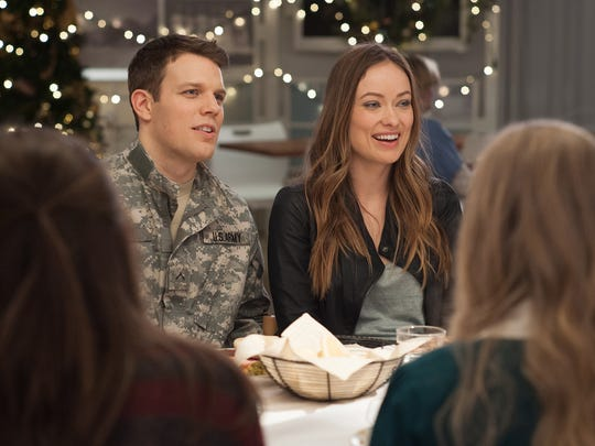 Olivia Wilde and Jake Lacy