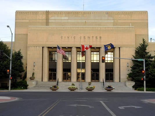 Great Falls Civic Center