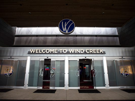 Wind Creek Opening Day 02