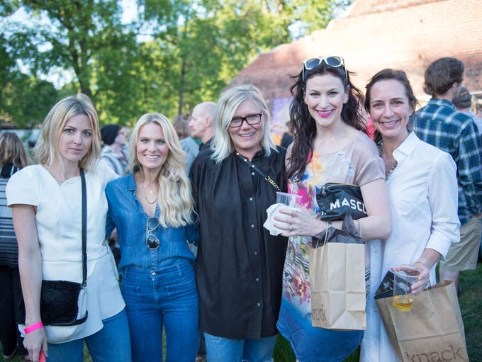First Fridays in the Village of West Greenville was