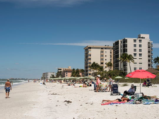 Opponents of oil drilling off the coast of Florida