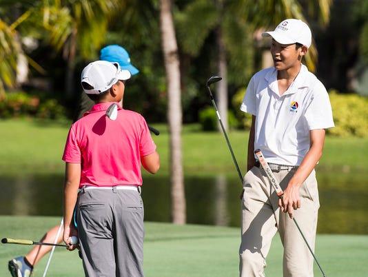 NDN 0808 Chinese golfers
