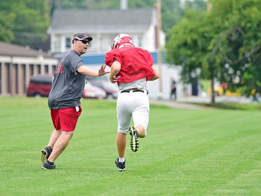 Dover High's football program will get a late boost