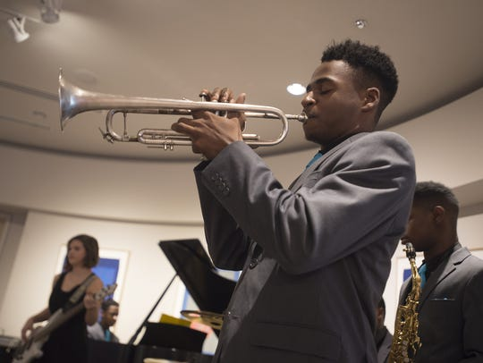 Jazz Jams at the Montgomery Museum of Fine Arts