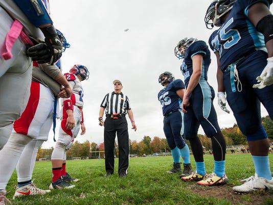 Hartford vs. MMU football 10/14/17