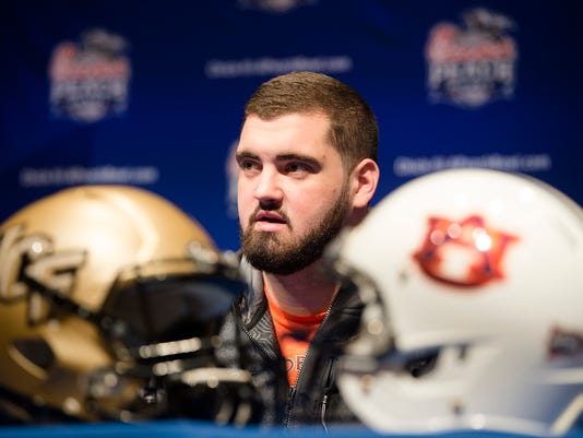 Auburn Offensive Press Conference