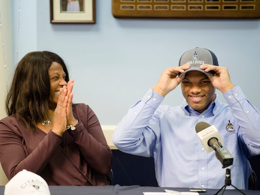 MA Signing Day