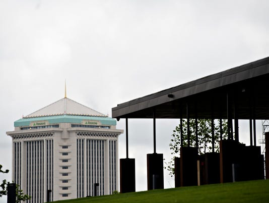 EJI National Memorial of Peace and Justice