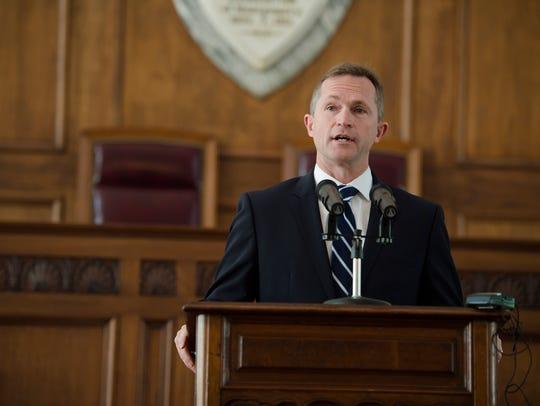 Mark Herzog, Kaleo Corporate Affairs vice president,