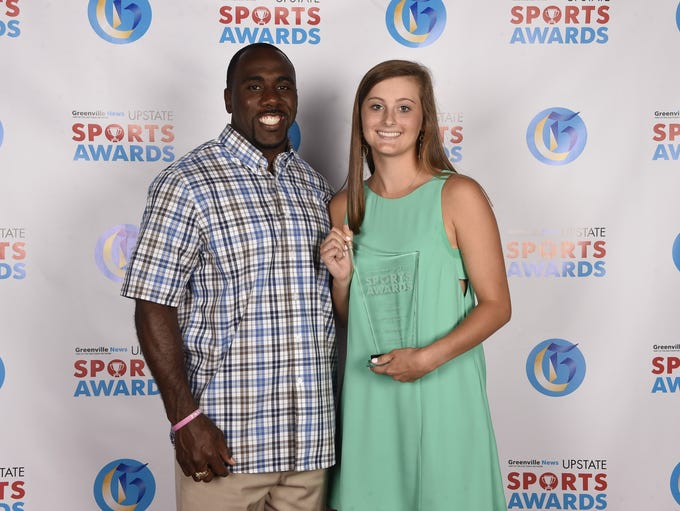 The Greenville News All-Upstate Sports Awards were