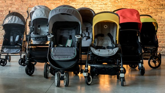 We spent months testing 18 of the top strollers on