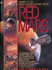 """Robinson has won two Hugo awards and two Nebula awards for his novels; three of those came for his """"Mars"""" trilogy."""