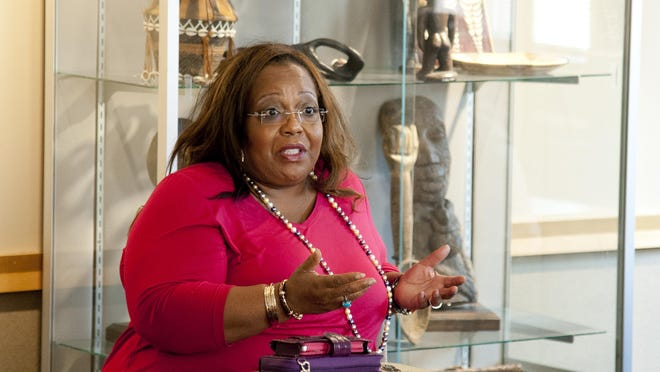 G. Christine Taylor was the university's first vice provost for diversity and chief diversity officer. Her position was eliminated July 1.