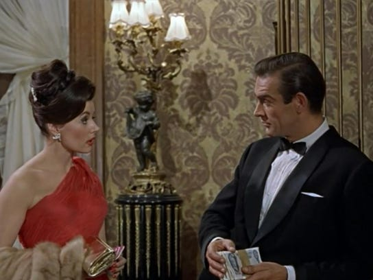 """""""Dr. No"""" (Photo: Courtesy of United Artists)"""