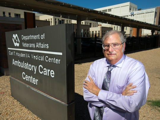 Dr. Sam Foote has emerged as the iconic whistle-blower in America's angst over health care for veterans.