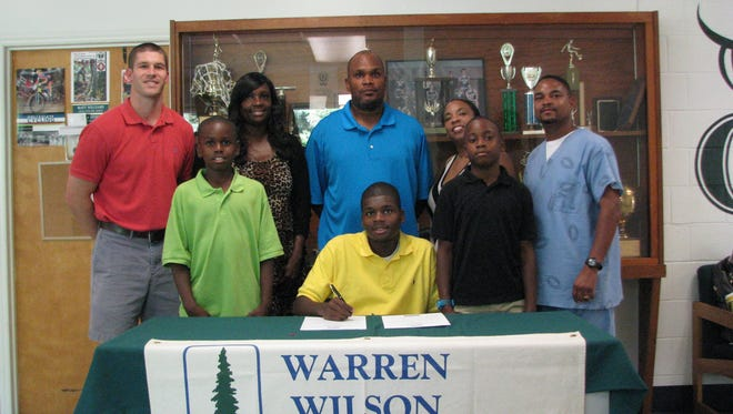 Asheville Christian Academy graduate Christian Williams will play college basketball for Warren Wilson.