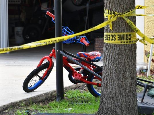 Memorial Day Murder in Melbourne