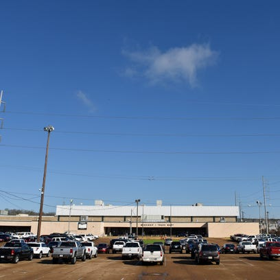 The Trade Mart in Jackson, built in 1962, will continue