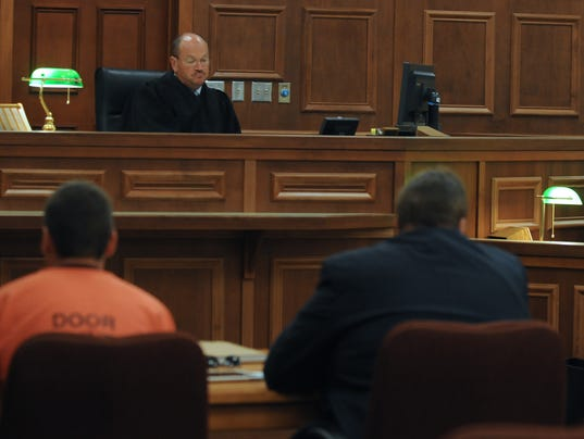 Judge Todd Ehlers - courtroom 2