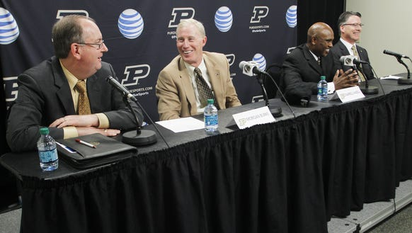 Purdue Athletic Director Job Description Posted