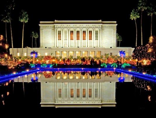 Mesa Temple